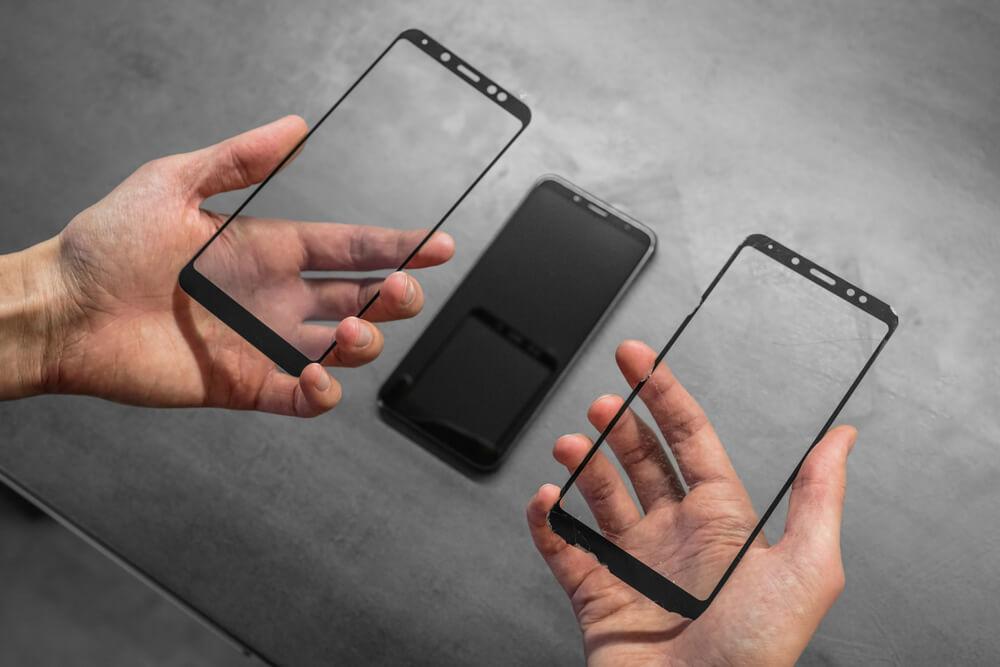 iPhone保護貼規格:2.5D與3D差異