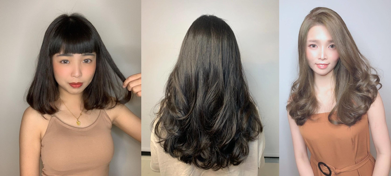 Ink Hair 設計師作品集-3種心機捲髮篇 情人節髮型必備,燙捲就能迷倒另一半的約會心機捲髮!