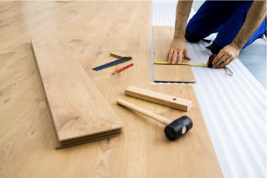超耐磨地板推薦:卡扣式地板