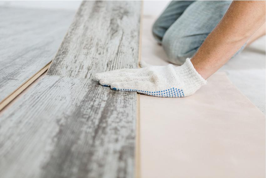 地板貼缺點:要選擇品質優良的品牌