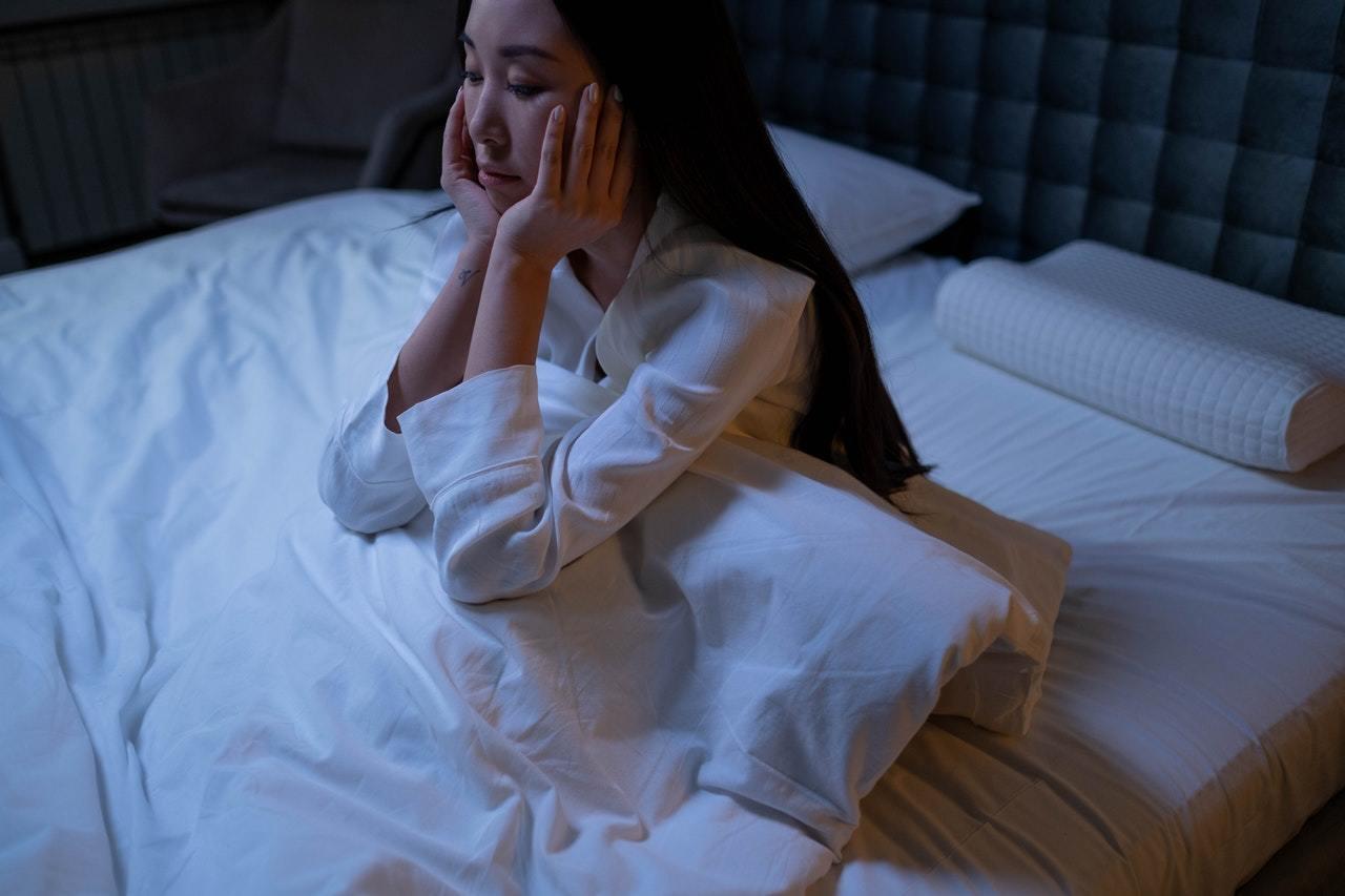 原發性失眠|長夜漫漫、輾轉反側|4個主要的失眠成因