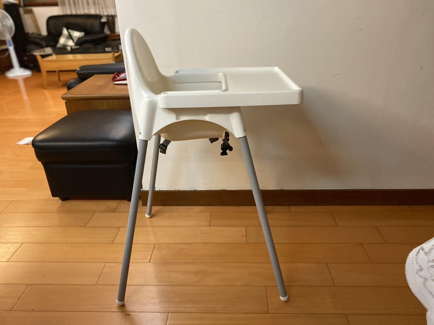 IKEA寶寶餐椅