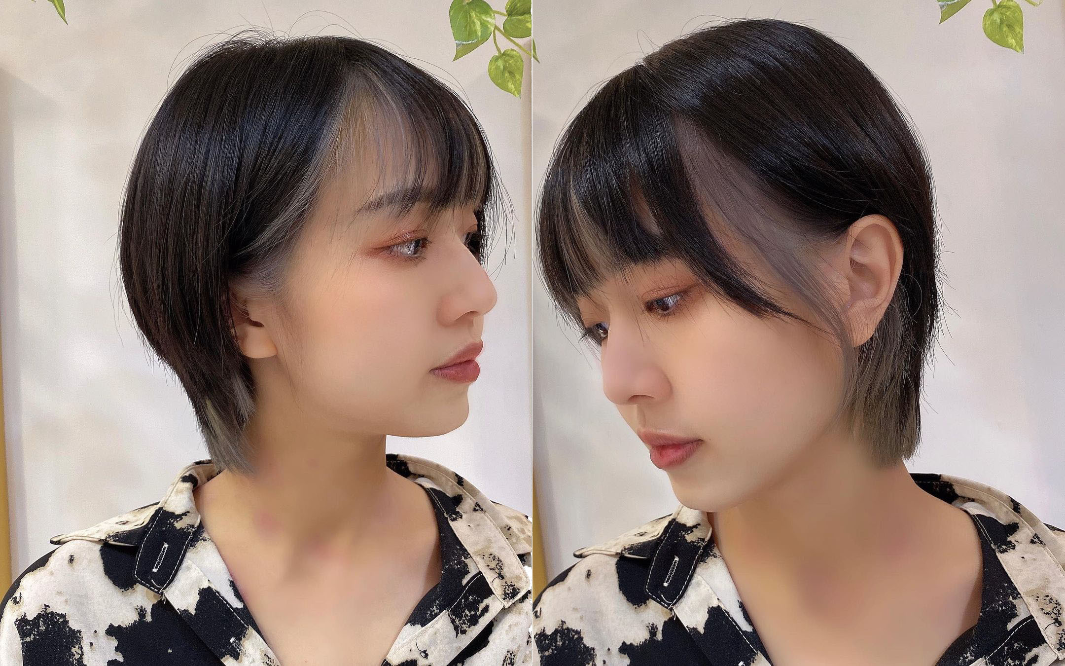 Ink Hair 設計師作品集-大勢短髮寶典|現在短髮美女才是王道,5款熱門短髮造型推薦,大勢短髮女生造型五:日系圓短髮