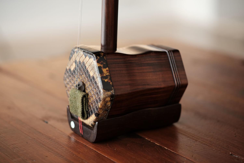 二胡樂器保養心法四步驟