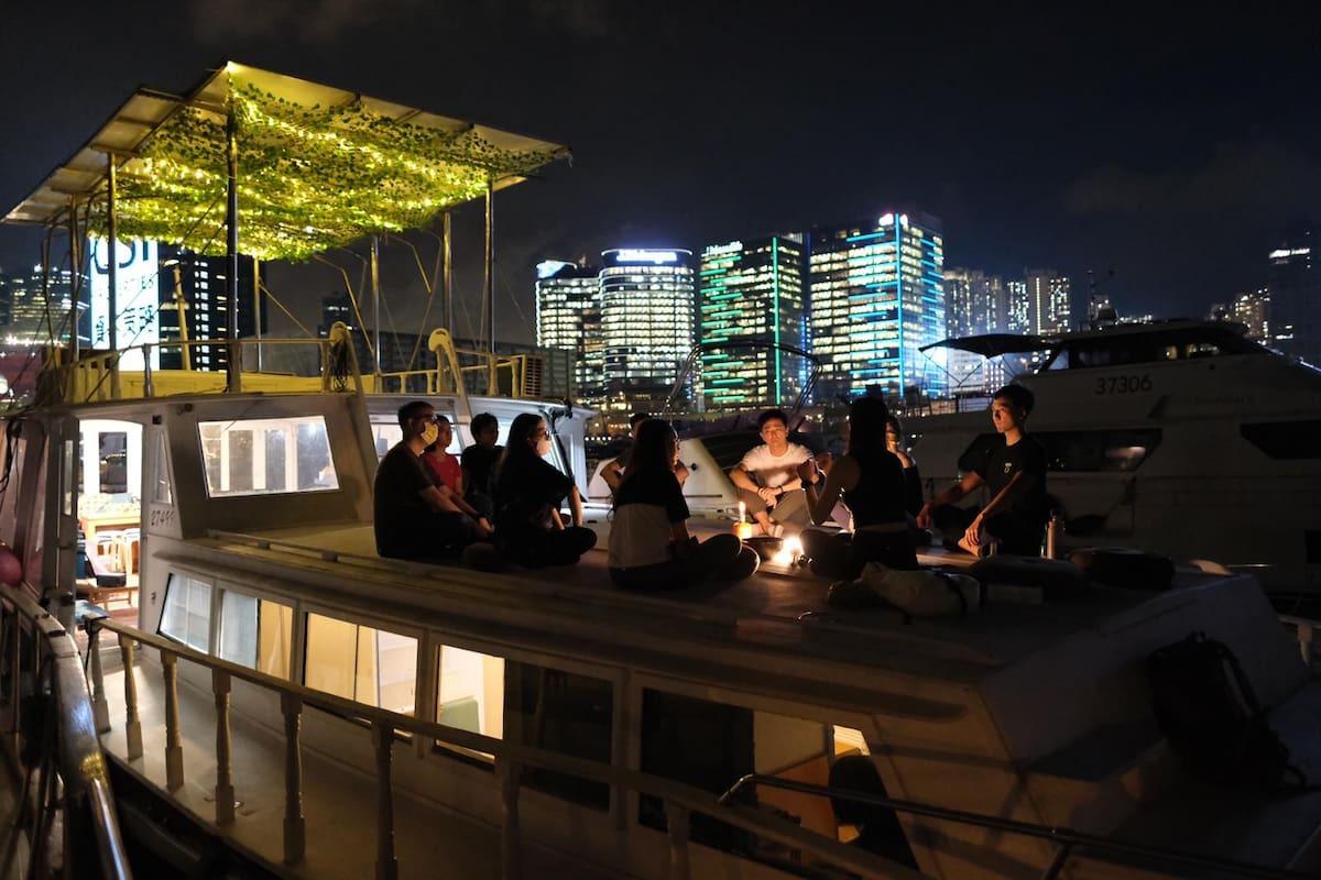 星級遊艇推介 可過夜多用途遊艇出租推薦 出海、租船、船河公司推介