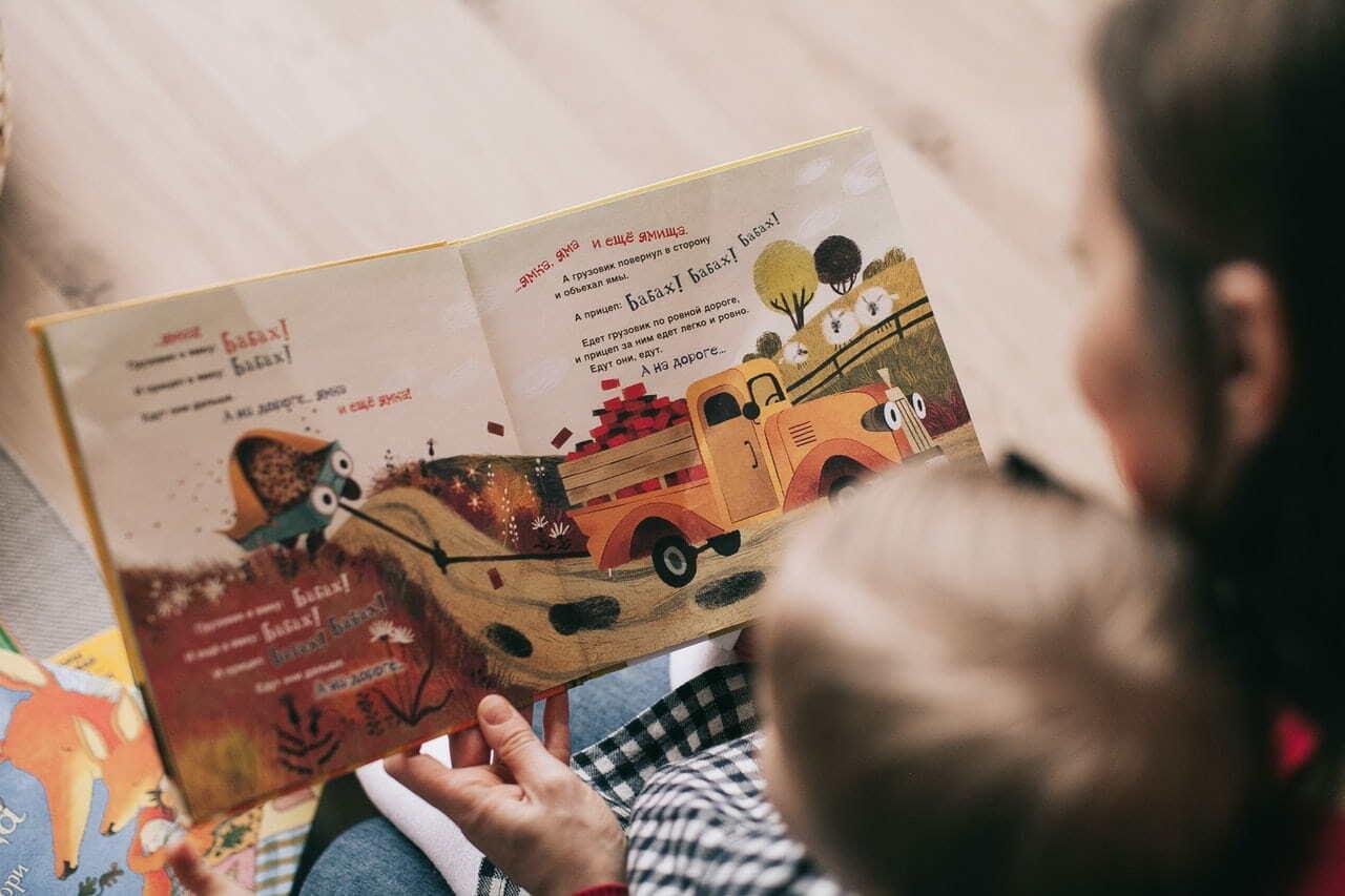與小孩一起度過看書的時光 如何培養孩子閱讀習慣 5種方法提高小朋友閱讀興趣