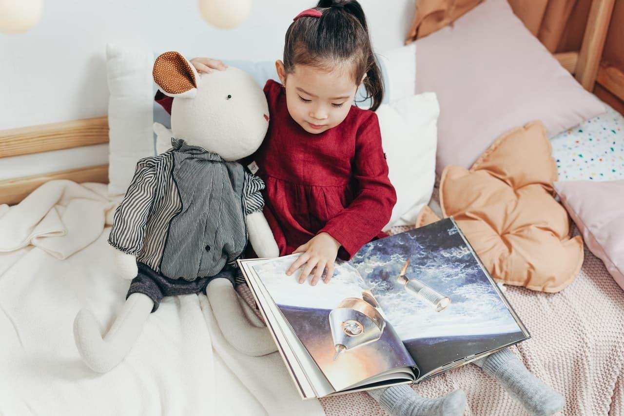 閱讀習慣跟學業成績絕對不掛鉤 如何培養孩子閱讀習慣 5種方法提高小朋友閱讀興趣
