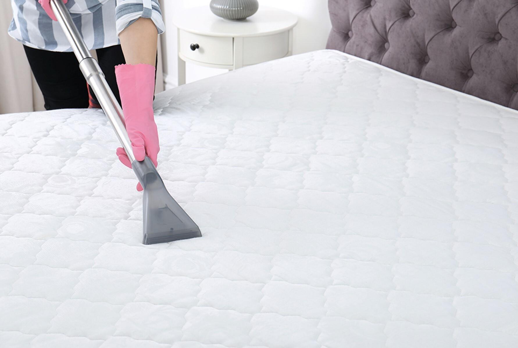 床墊塵蟎只靠除塵吸塵器就夠了嗎?