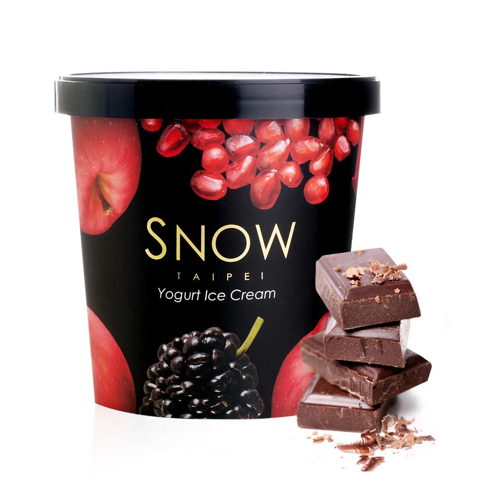雪坊精品優格冰淇淋470ml兩桶組