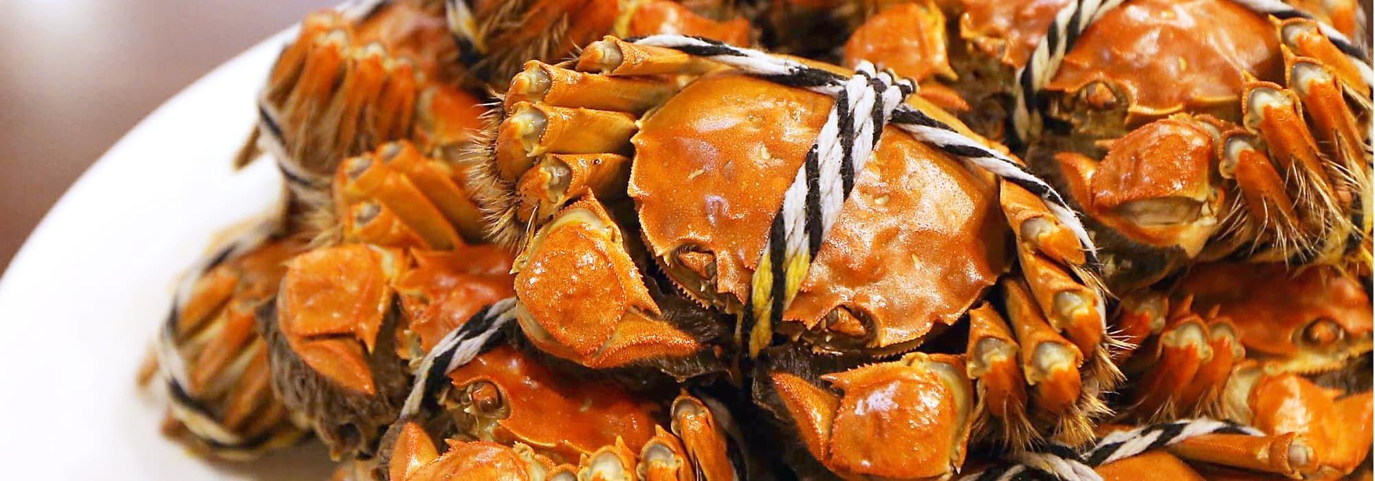 食大閘蟹前必睇|又到食大閘蟹季節|9件關於大閘蟹嘅大小事