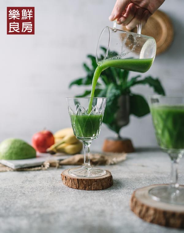 羽衣甘藍精力果汁