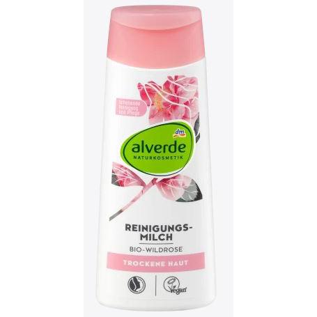 Alverde 有機野玫瑰潔面乳 (200毫升) *