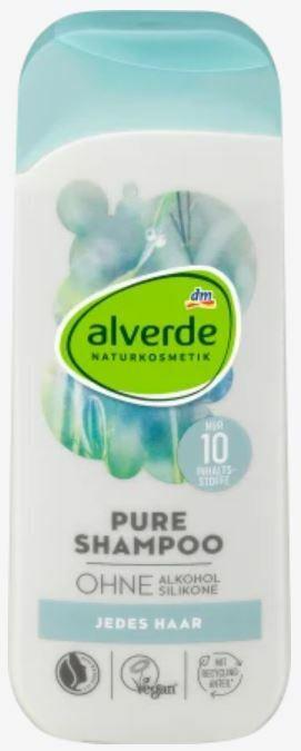 Alverde 純洗髮水 (200毫升)