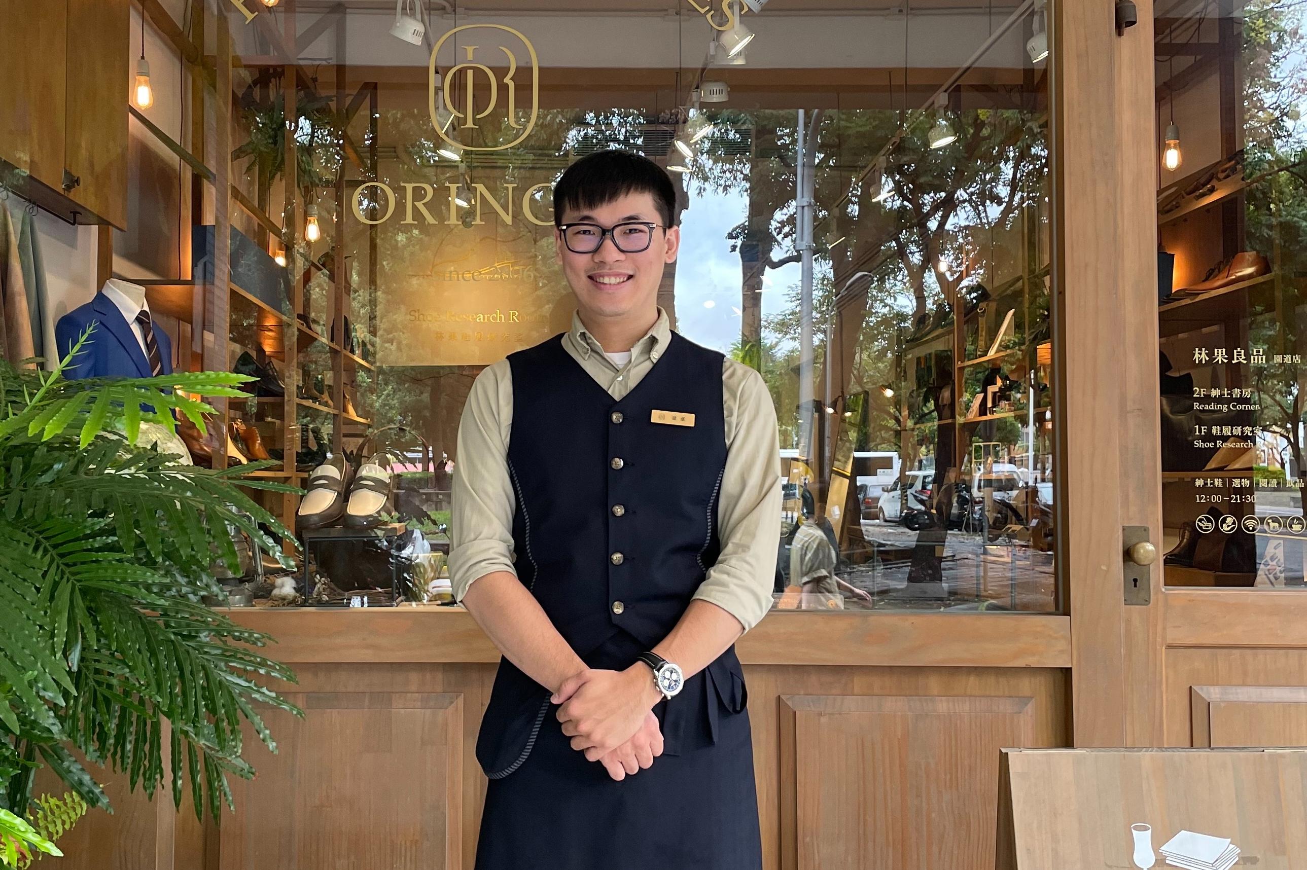 林果15週年夥伴訪談台中店建豪