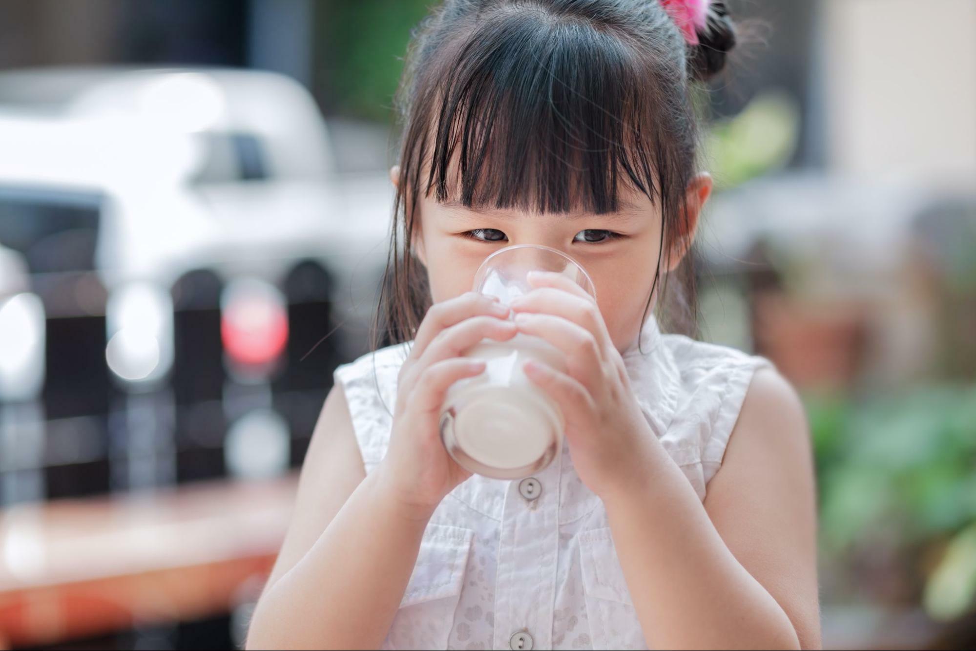 兒童補鈣食物