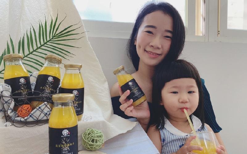【部落客分享】王美媽咪 黃金鳳梨纖果汁 飲用心得