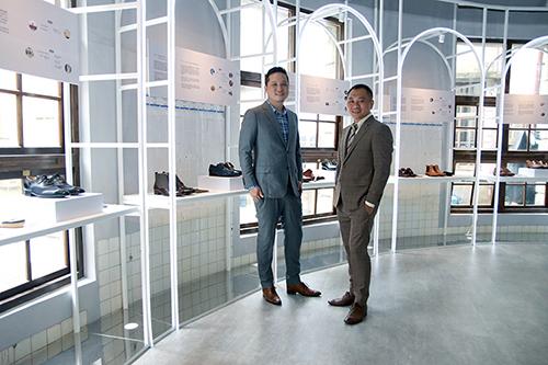 林果良品15年特展 改變皮鞋店