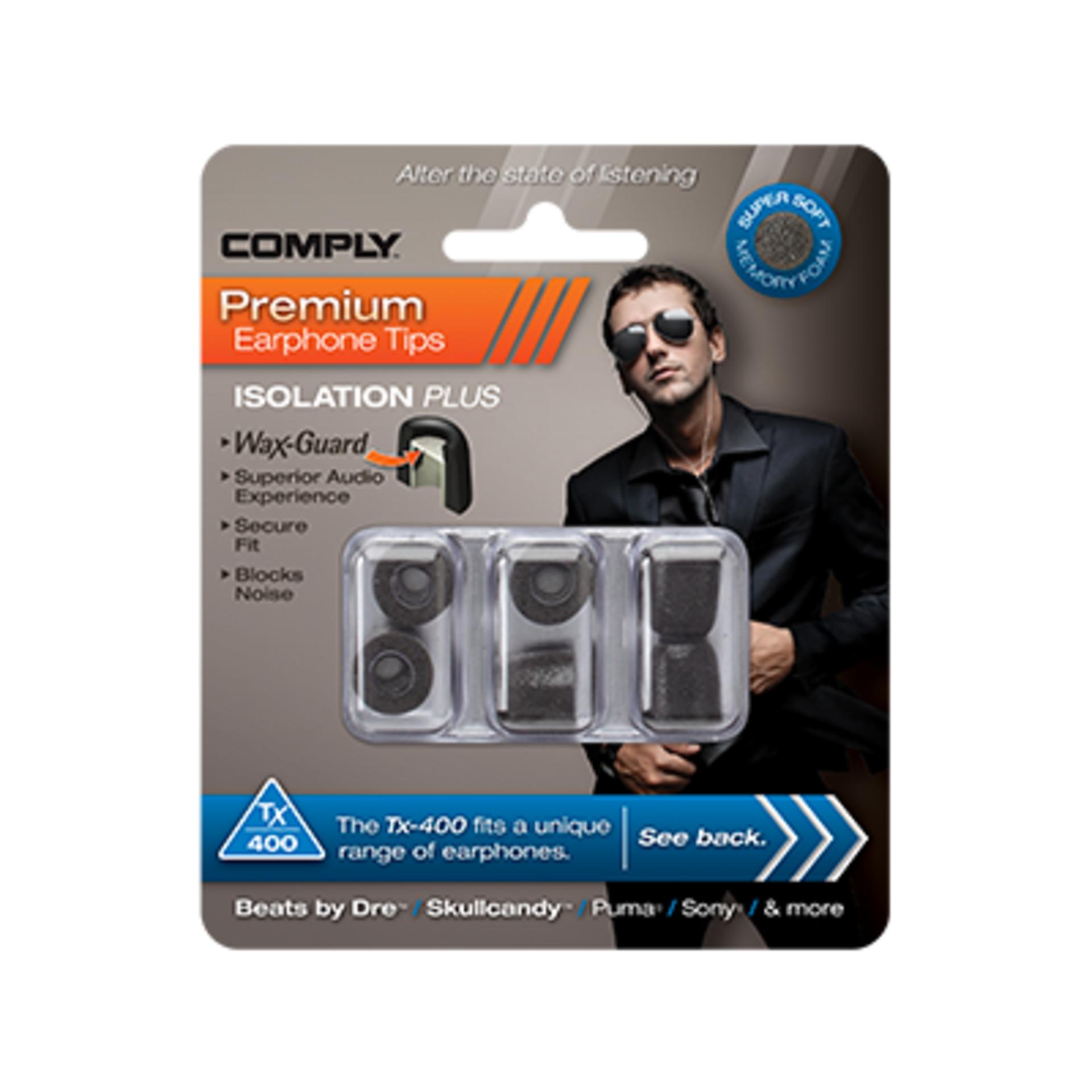 Comply Tx 400 Beats By Dre Skullcandy Puma Jvc Ha Fx8 Riptidz Iem Earphone Sony