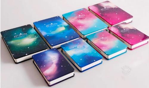銀河手帳筆記本