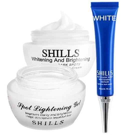 SHILLS 舒兒絲極效淡斑淨白3件組