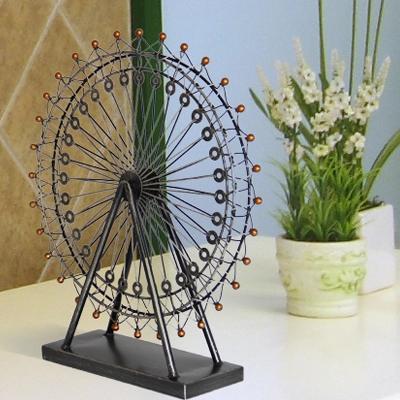 復古摩天輪模型
