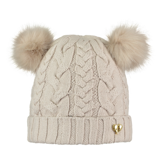 【angel S Face】moon Beam Chunky Knit Hat