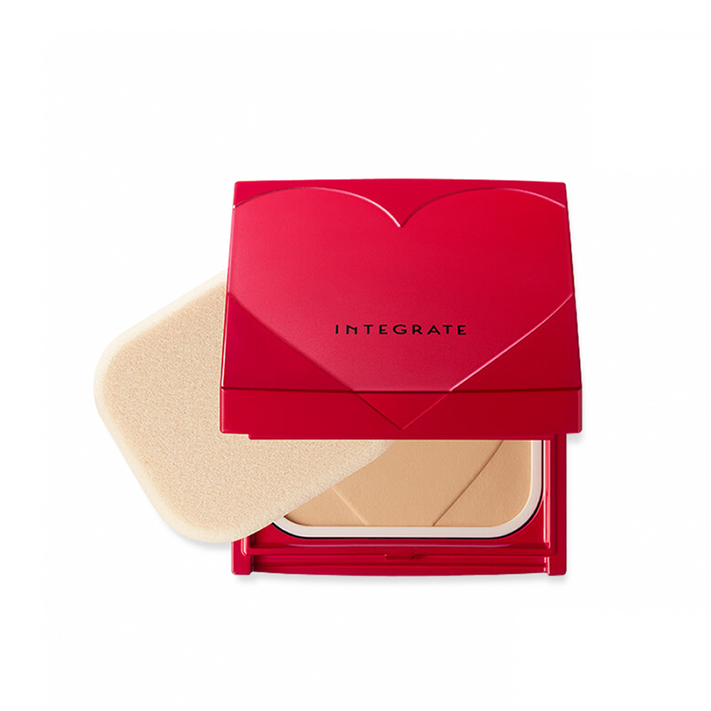 INTEGRATE  柔焦輕透美肌粉餅(3色)不含盒